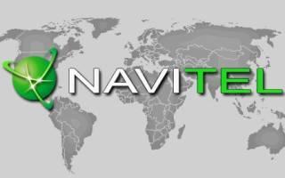 Как восстановить карты навител на навигаторе?