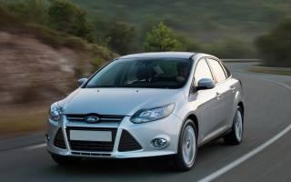 Трансмиссионное масло для Форд фокус 3 МКПП