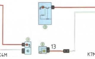 Электрическая схема Лада ларгус фургон