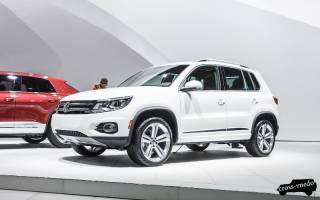 Тигуан цвета кузова фото: Volkswagen 2015