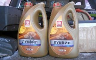 Масло Лукойл 5w40 синтетика или полусинтетика?