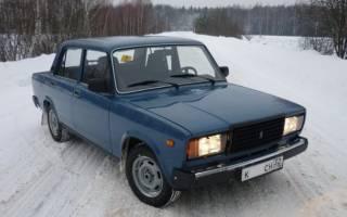 Тюнинг автомобиля ВАЗ 21 0 7, салон 2107