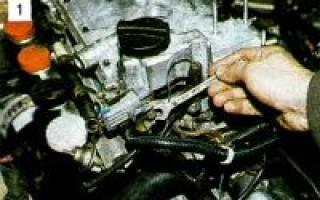 Клапанная крышка ВАЗ 2110 16 клапанов