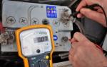 Как проверить генератор на утечку тока