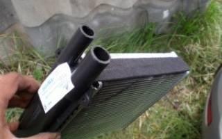 Как снять радиатор на приоре без кондиционера?