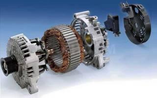 Как снять генератор на ВАЗ 2104