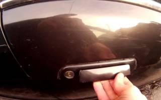 Как попасть в машину если сел аккумулятор?