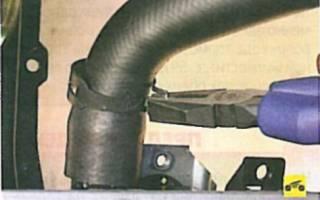 Топливный фильтр на мицубиси лансер 9