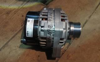 Снять генератор на приоре с кондиционером
