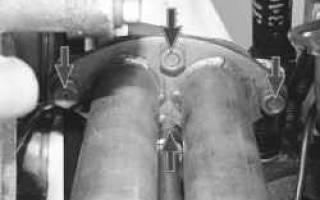 Момент затяжки ГБЦ 417 двигатель УАЗ
