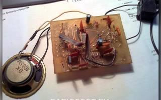 Установка бортового компьютера своими руками