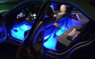 Плафон освещения салона Форд фокус 2