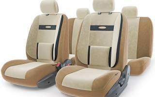 Чехлы с вентиляцией для авто: установка сидений