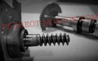 Где номер двигателя на пежо 308: система vti
