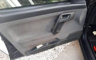 ВАЗ 2110 не открывается дверь изнутри