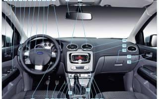 Бортовой компьютер Форд фокус 2 инструкция