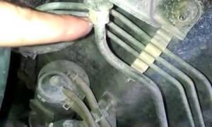 Замена топливного фильтра хонда фит