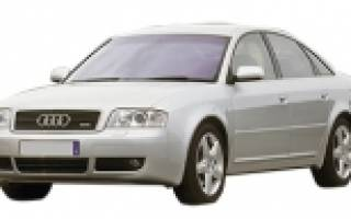Схема предохранителей Audi a6 c5