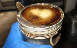 Как очистить выпускные клапана от нагара