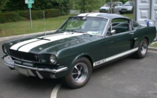 Форд мустанг 65 года фото, mustang 1965