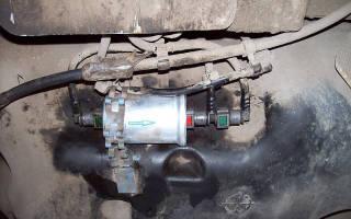 Ремонт рено логан топливный насос