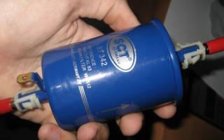 Замена топливного фильтра митсубиси лансер 9