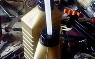 Какое масло заливать в КПП лачетти