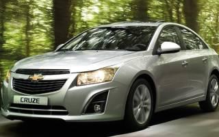 Машина шевроле круз фото: салон Chevrolet cruze