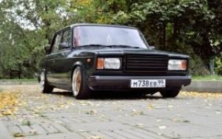 Болтается рулевая колонка ВАЗ 2107
