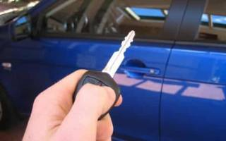 Не открывается машина с ключа, что делать