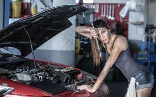 Что входит в текущий ремонт автомобиля?