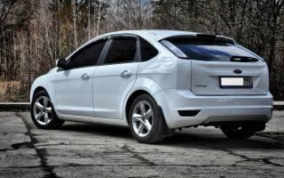 Замена лампочки Форд фокус 2 рестайлинг