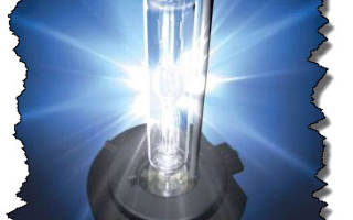 Принцип работы ксеноновой лампы в автомобиле