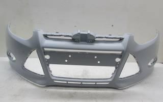 Снятие переднего бампера Форд фокус 3