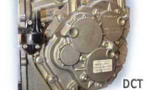 6 ступенчатая АКПП dcps замена масла