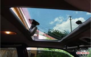 Где установить люк на крышу автомобиля?