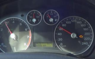 Форд фокус 2 хэтчбек замена топливного фильтра
