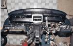 Как снять воздуховод на ВАЗ 2110