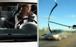 Скол на лобовом стекле ремонт своими руками