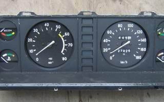 Не работает тахометр ВАЗ 2107 инжектор