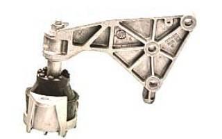 Замена задней подушки двигателя опель астра g