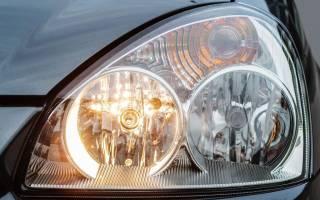Как отрегулировать ближний свет фар на приоре