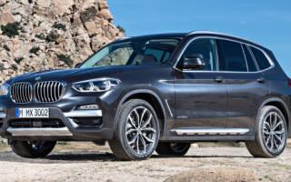 BMW x3 2018 какой это кузов, новый БМВ х3