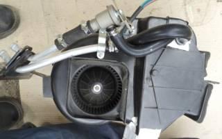 Замена тросиков печки ВАЗ 2109 низкая панель