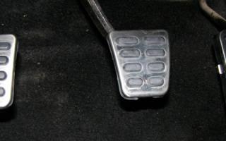 Как поменять педаль газа на ВАЗ 2107