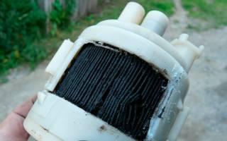 Топливный фильтр на ниссан х трейл т31