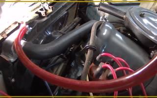 Почему выдавливает тосол из радиатора ВАЗ 2107
