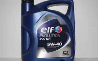 Чем отличается масло эльф sxr от nf?