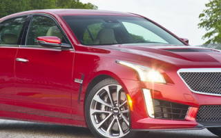 Cadillac cts 2016 — кадиллак спорткар