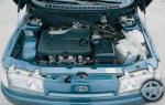 Троит ВАЗ 2110 инжектор 8 клапанов причины